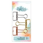 Momenta - The Explorer Journal Collection - Binder Clips