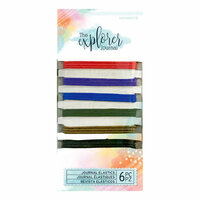 Momenta - The Explorer Journal Collection - Journal Elastics - Primary