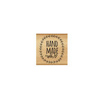 Momenta - Wood Mounted Stamps - Handmade with Love
