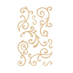 Momenta - Wood Stickers - Flourishes