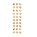 Momenta - Wood Stickers - Mini Hearts