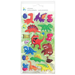 Momenta - Puffy Stickers - Dinos