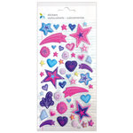 Momenta - Puffy Stickers - Stars