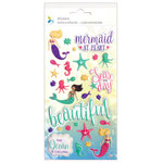 Momenta - Puffy Stickers - Mermaid