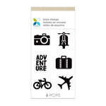 Momenta - Foam Stamps - Mini - Travel