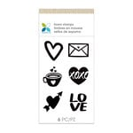 Momenta - Foam Stamps - Mini - Love
