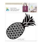Momenta - Foam Stamps - Pineapple
