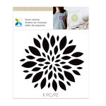 Momenta - Foam Stamps - Flower