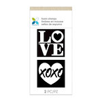 Momenta - Foam Stamps - Love