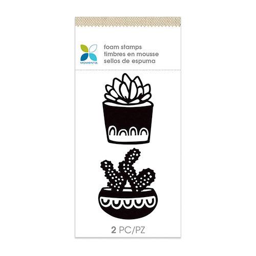Momenta - Foam Stamps - Succulent