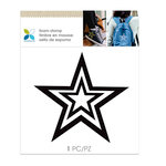 Momenta - Foam Stamps - Star
