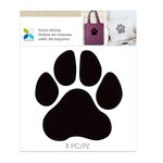 Momenta - Foam Stamps - Paw Print