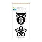 Momenta - Foam Stamps - Owl