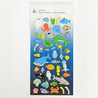 Momenta - Mini Puffy Stickers - Underwater