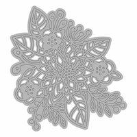 Momenta - Metal Die - Intricate Flower