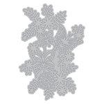 Momenta - Metal Die - Intricate Flowers and Butterflies