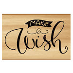 Momenta - Wood Mounted Stamps - Make a Wish
