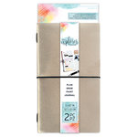Momenta - The Explorer Journal Collection - Journal - Faux Leather - Gold