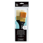 Brea Reese - Broad Flat Brushes - 2 Pack