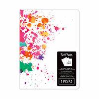 Brea Reese - Small Journal - Paint Splash