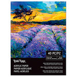 Brea Reese - Acrylic Paper - 9 x 12 - 40 Sheets