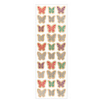 Momenta - Wood Stickers with Foil Accents - Mini Butterfly