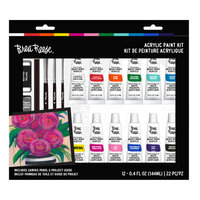 Brea Reese - 22 Piece Acrylic Paint Kit