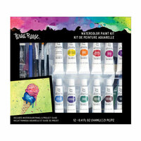 Brea Reese - Watercolor Paint Kit