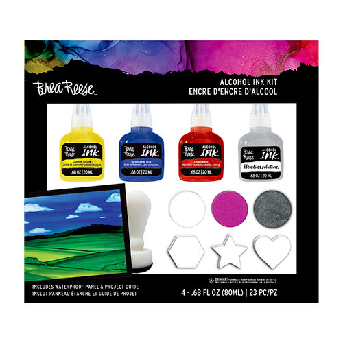 Brea Reese - Alcohol Ink Kit