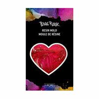 Brea Reese - Resin Mold - Heart