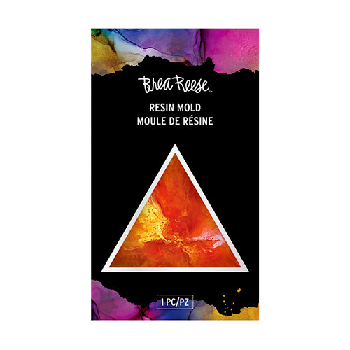 Brea Reese - Resin Mold - Triangle