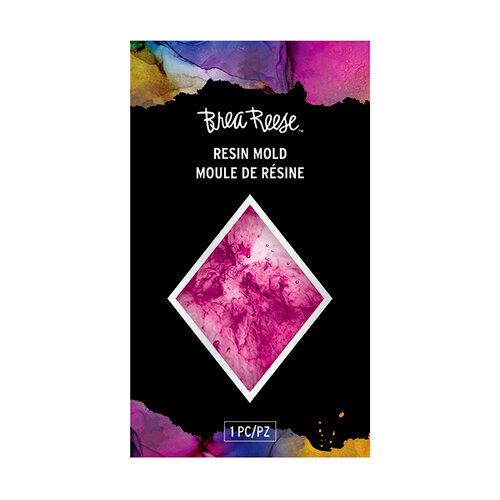 Brea Reese - Resin Mold - Diamond