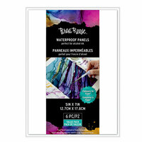 Brea Reese - Waterproof Panels - 5 x 7 - 6 Pack