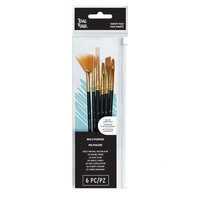 Brea Reese - 6 Piece - Variety Pack Paintbrushes