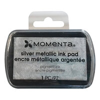 Momenta - Pigment Ink Pads - Silver