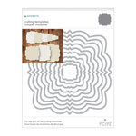 Momenta - Metal Dies - Large Nested Scallop Edge