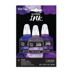 Brea Reese - Alcohol Ink - 3 Pack - Purple, Ultramarine Blue, Lavender