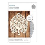 Momenta - Metal Dies - Intricate Heart Tree