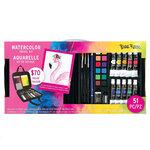 Brea Reese - Watercolor Paint Kit - Eva Travel Case