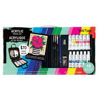Brea Reese - Acrylic Paint Kit - Eva Travel Case