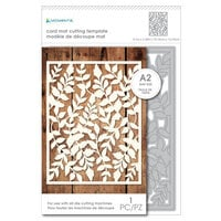 Momenta - Metal Dies - Leaves and Vines Mat
