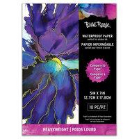 Brea Reese - Waterproof Paper Pad - Heavy - 5 x 7