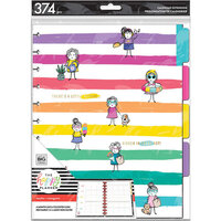 Me And My Big Ideas - Happy Planner Collection - Big - Teacher Extension Pack - Big Girl Hooray