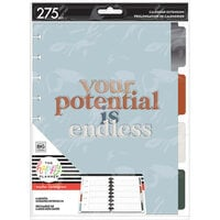 Me And My Big Ideas - Happy Planner Collection - Classic - Extension Pack - Endless Potential