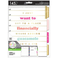 Me And My Big Ideas - Happy Planner Collection - Classic - Fill Paper - Plan A Happy Life