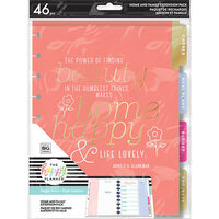 Me And My Big Ideas - Happy Planner Collection - Classic - Extension Pack - Happy Home