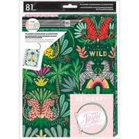 Me And My Big Ideas - Happy Planner Collection - Classic - Planner Companion - Jungle Vibes