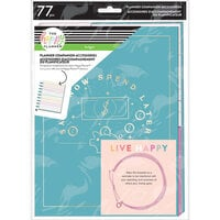 Me And My Big Ideas - Happy Planner Collection - Classic - Planner Companion - Budget Line Art
