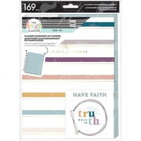 Me And My Big Ideas - Happy Planner Collection - Classic - Planner Companion - Simple Faith