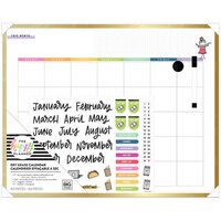 Me And My Big Ideas - Happy Planner Collection - Dry Erase Board - Stick Girls